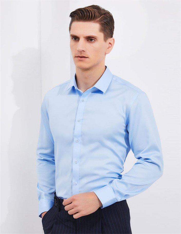 男士纯棉衬衣