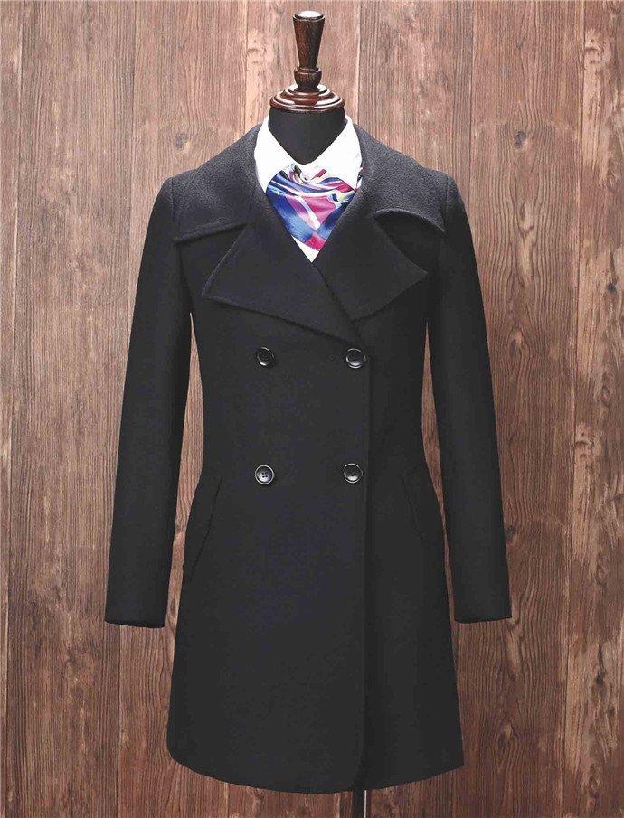 女士羊绒大衣