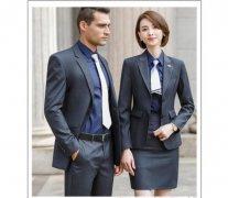 太原伟德BETVICTOR定做男女款式扣子有什么区别?标准职业装是几颗扣子?