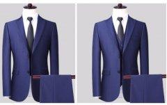 结婚新郎穿的伟德BETVICTOR可以到太原服装厂单独量身定做吗?