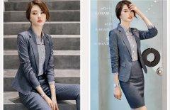 今年流行的时尚女式伟德BETVICTOR定做哪种款式上班容易穿搭?