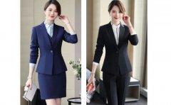 女式职业装定做什么款式符合参加工作面试要求?