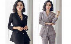 伟德BETVICTOR定做女式职业装风格款式都有哪些类型?